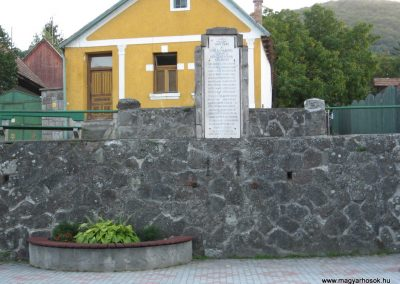 Dömös világháborús emlékhely 2007.09.15.küldő-Kályhás (3)