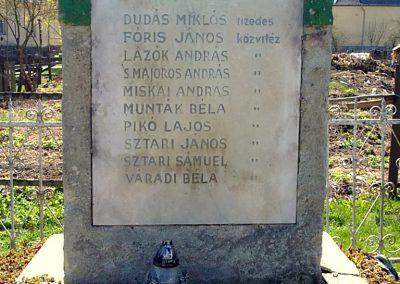 Dövény I.világháborús emlékmű 2012.04.09. küldő-Pataki Tamás (2)