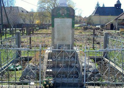 Dövény I.világháborús emlékmű 2012.04.09. küldő-Pataki Tamás (3)