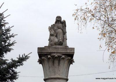 Dabas-Alsódabas I. világháborús emlékmű 2015.11.27. küldő-kalyhas (2)