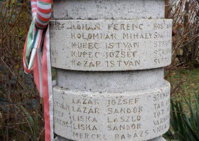 Dabas-Alsódabas I. világháborús emlékmű 2015.11.27. küldő-kalyhas (4)