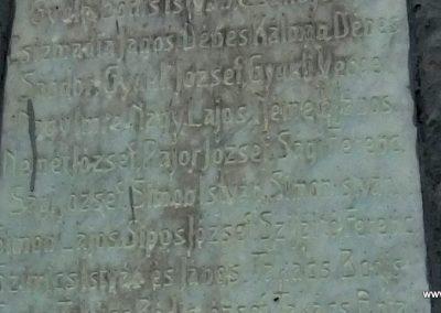 Dabronc I. világháborús emlékmű 2015.07.27. küldő-Méri (4)