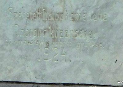 Dabronc I. világháborús emlékmű 2015.07.27. küldő-Méri (6)