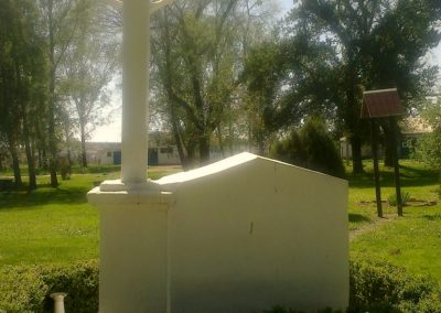 Dalmand- Alsóleperd I.vh emlékmű 2012.04.28. küldő-miki (2)