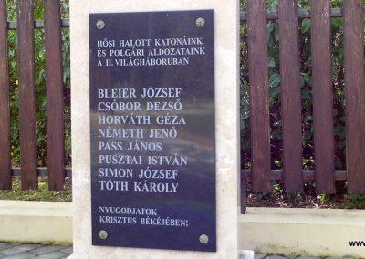 Daraboshegy világháborús emlékmű 2015.10.05. küldő-Méri (4)
