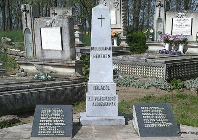 Daruszentmiklós II.vh emlékmű 2012.04.27. küldő-miki (1)