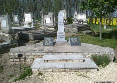 Daruszentmiklós II.vh emlékmű 2012.04.27. küldő-miki