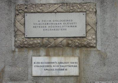Debrecen Hősi emlékmű 2009.05.16.küldő-Huszár Peti (4)