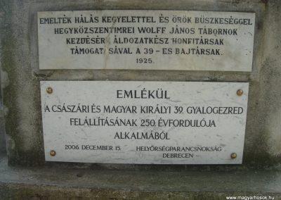 Debrecen Hősi emlékmű 2009.05.16.küldő-Huszár Peti (9)
