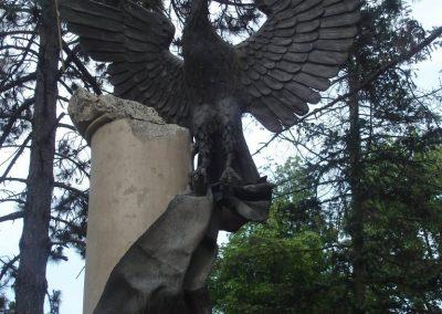 Debrecen II.vh emlékmű 2009.05.16. küldő-Huszár Peti (1)