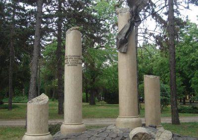 Debrecen II.vh emlékmű 2009.05.16. küldő-Huszár Peti (3)