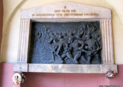 Debrecen Megyeháza I. világháborús emléktábla 2017.07.12. küldő-Emese (1)
