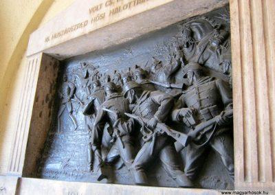 Debrecen Megyeháza I. világháborús emléktábla 2017.07.12. küldő-Emese (4)