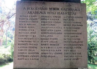 Debrecen-Pallag I. világháborús emlékmű 2017.07.20. küldő-Emese (6)
