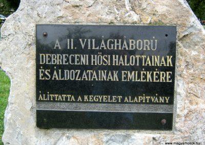 Debrecen Petőfi tér II. világháborús emlék 2017.07.12. küldő-Emese (1)
