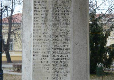 Derecske I.vh emlékmű 2008.12.30. küldő-Ágca (3)