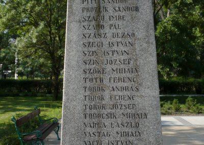 Derekegyház I. világháborús emlékmű 2012.08.02. küldő-Sümec (6)