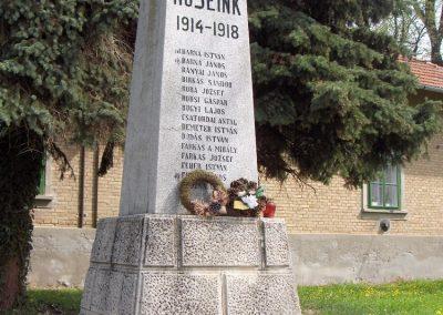 Derekegyház I.vh emlékmű 2008.04.22.küldő-V3t3r4n