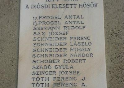 Diósd I.vh emlékmű 2008.04.28. küldő-Huszár Peti (4)