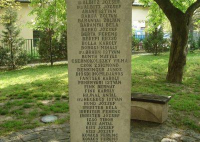 Diósd II.vh emlékmű 2008.04.28. küldő-Huszár Peti (3)