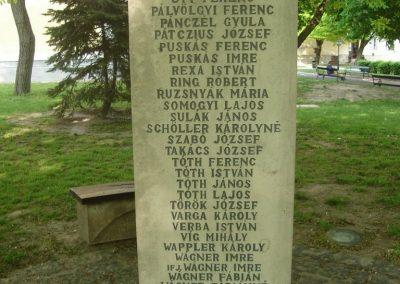 Diósd II.vh emlékmű 2008.04.28. küldő-Huszár Peti (4)