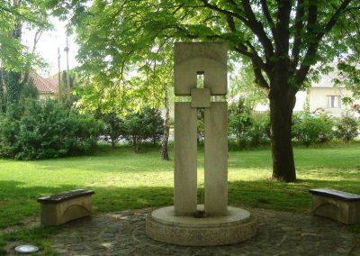 Diósd II.vh emlékmű 2008.04.28. küldő-Huszár Peti