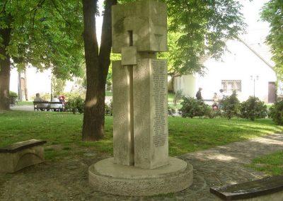 Diósd II.vh emlékmű 2008.04.28. küldő-Huszár Peti (5)