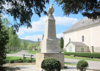 Diósjenő I.világháborús emlékmű 2012.04.25. küldő-kalyhas (1)