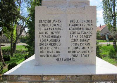 Diósjenő I.világháborús emlékmű 2012.04.25. küldő-kalyhas (6)