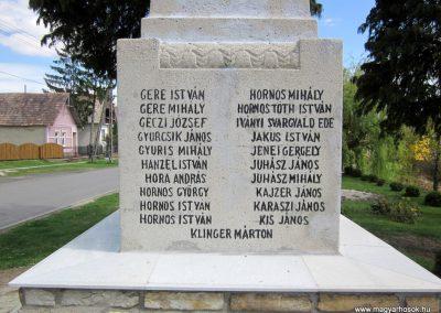 Diósjenő I.világháborús emlékmű 2012.04.25. küldő-kalyhas (8)