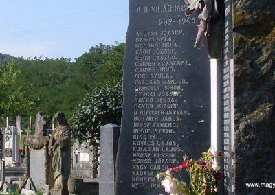 Diszel II. világháborús emlékmű 2012.08.04. küldő-Nerr (1)