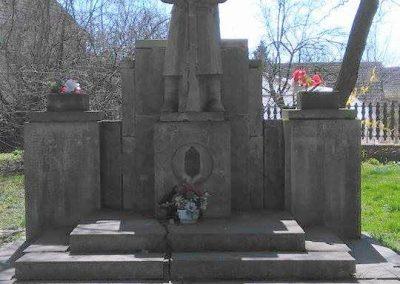 Doboz világháborús emlékmű 2016.03.25. küldő-miki