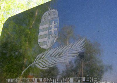 Domaszék II. világháborús emlékmű 2015.04.19. küldő-Emese (5)