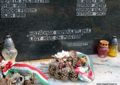 Domaszék II. világháborús emlékmű 2015.04.19. küldő-Emese (8)