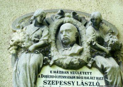 Dombóvár I. világháborús emléktábla 2016.07.21. küldő-Emese (2)