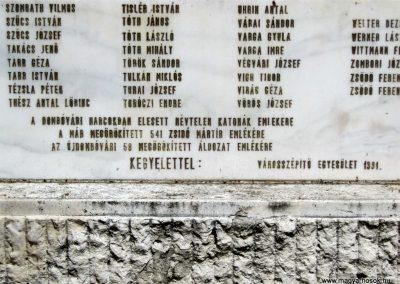 Dombóvár világháborús emlékmű 2016.07.21. küldő-Emese (5)
