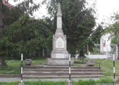Dormánd világháborús emlékmű 2007.06.13. küldő-kalyhas