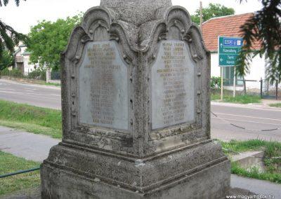 Dormánd világháborús emlékmű 2007.06.13. küldő-kalyhas (6)