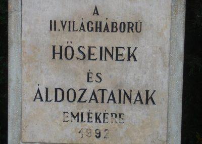 Dorog II.vh emlékmű 2008.10.30. küldő-Huszár Peti (6)