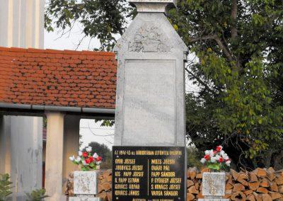 Drávafok világháborús emlékmű 2012.08.01. küldő-KRySZ (1)