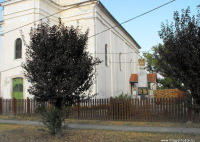 Drávafok világháborús emlékmű 2012.08.01. küldő-KRySZ