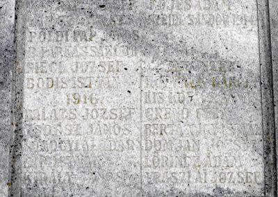 Drávafok világháborús emlékmű 2012.08.01. küldő-KRySZ (5)