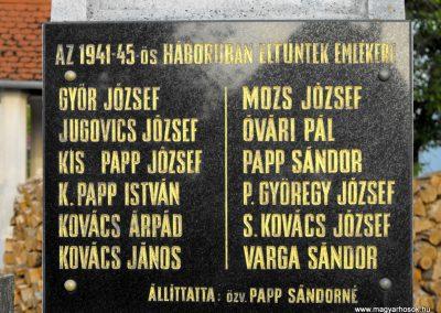 Drávafok világháborús emlékmű 2012.08.01. küldő-KRySZ (6)