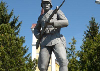 Drávaszentes világháborús emlékmű 2009.05.08.küldő-Sümec (2)