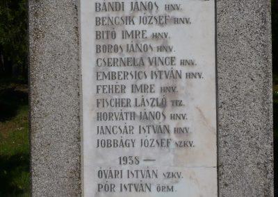 Drávaszentes világháborús emlékmű 2009.05.08.küldő-Sümec (3)