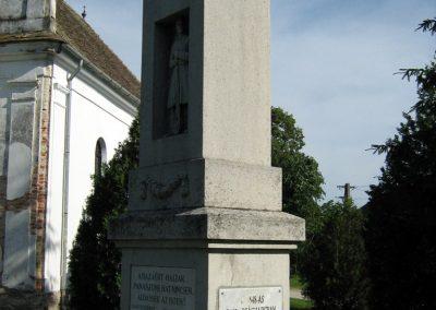 Drávaszerdahely világháborús emlékmű 2010.05.26. küldő-Vető Zsuzsanna (7)