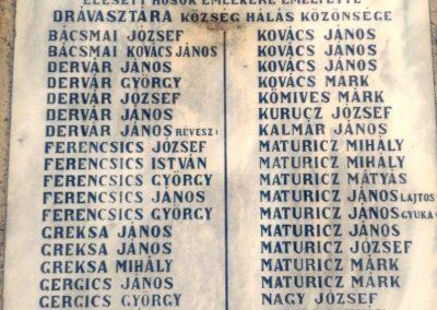 Drávasztára világháborús emléktáblák 2016.02.13. küldő-KRySZ (2)