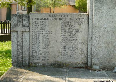 Drégelypalánk világháborús emlékmű 2009.04.13.küldő-Ágca (2)