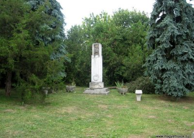 Dudar I.vh emlékmű 2010.07.22. küldő-kalyhas (5)