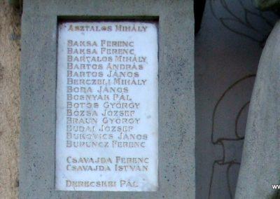 Dunaújváros I.vh emlékmű 2009.08.07. küldő-Mimóza (2)
